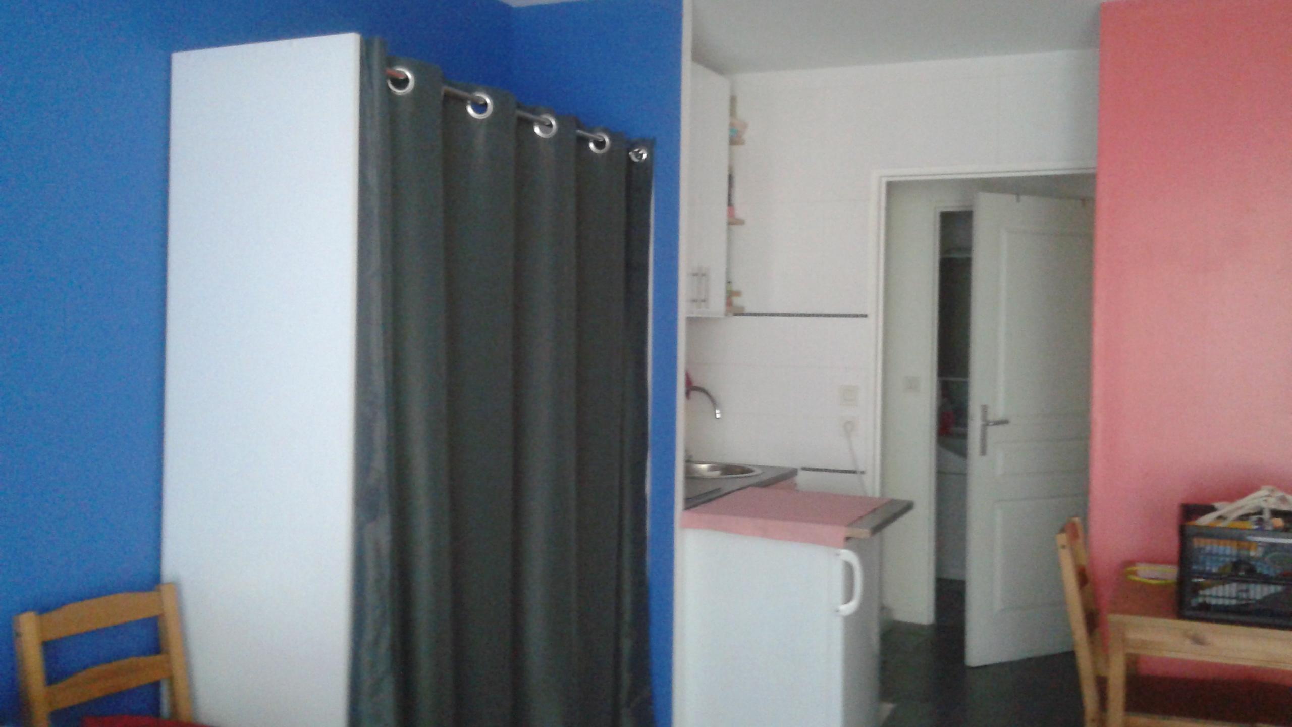 Oferta wynajmu - Studio 26 m2  wyposazone Paryz 75020 - Île-de-France