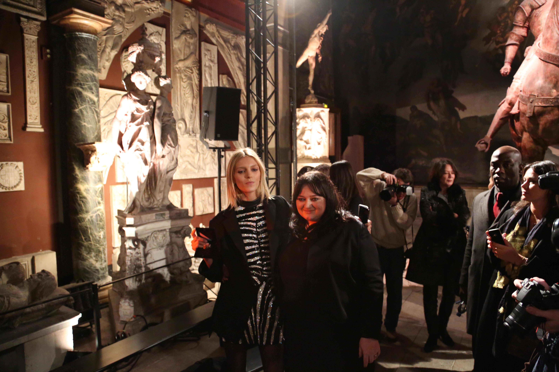Pokaz mody Gosi Baczyńskiej na Fashion Week w Paryżu
