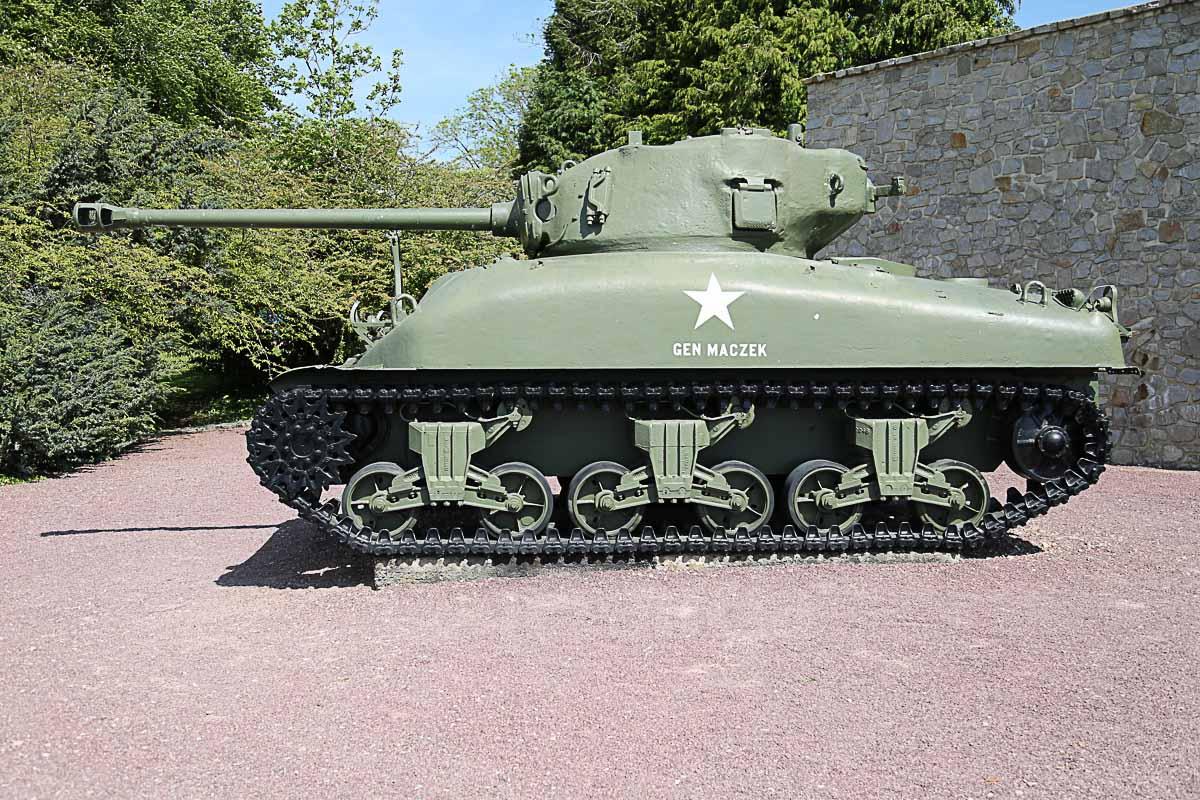 70- lecie bitwy w Normandii
