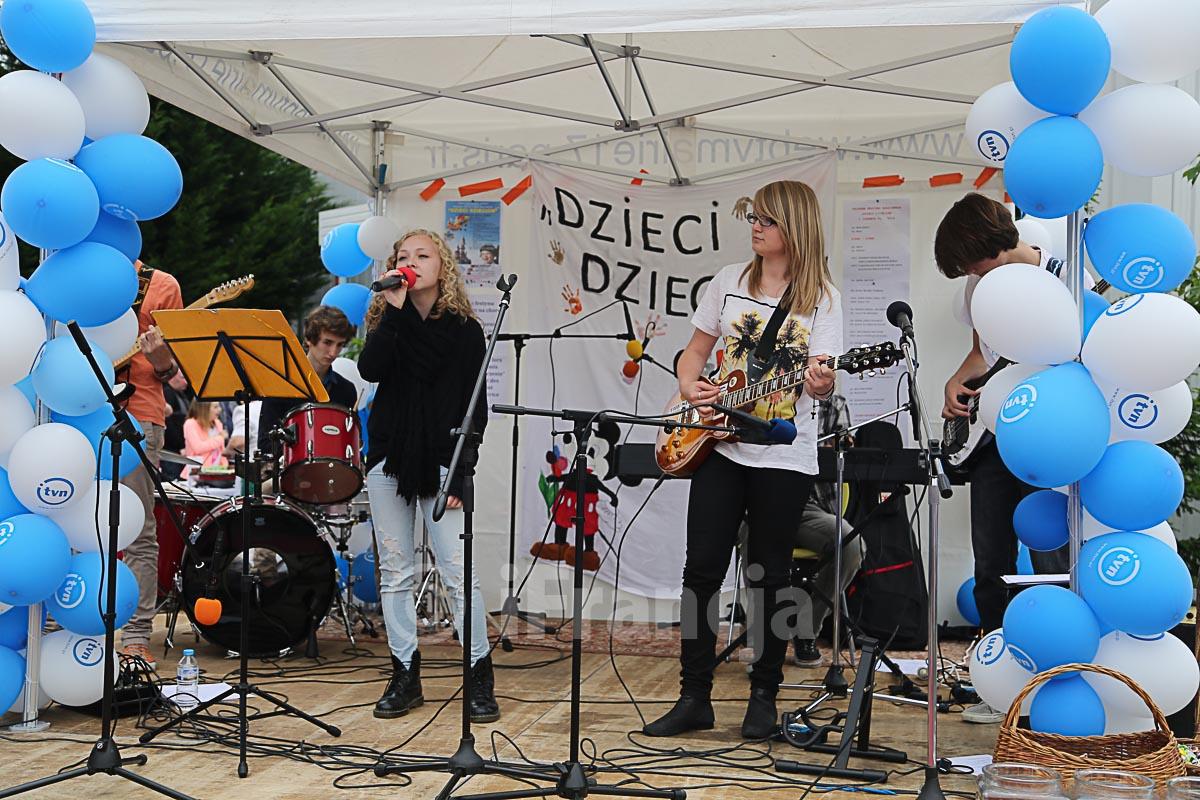 Pierwszy Rodzinny Festyn w Osny