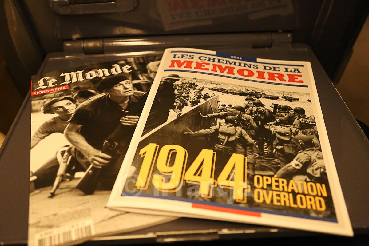 70. rocznica lądowania w Normandii i bitwy o Normandię (Fotoreportaż)
