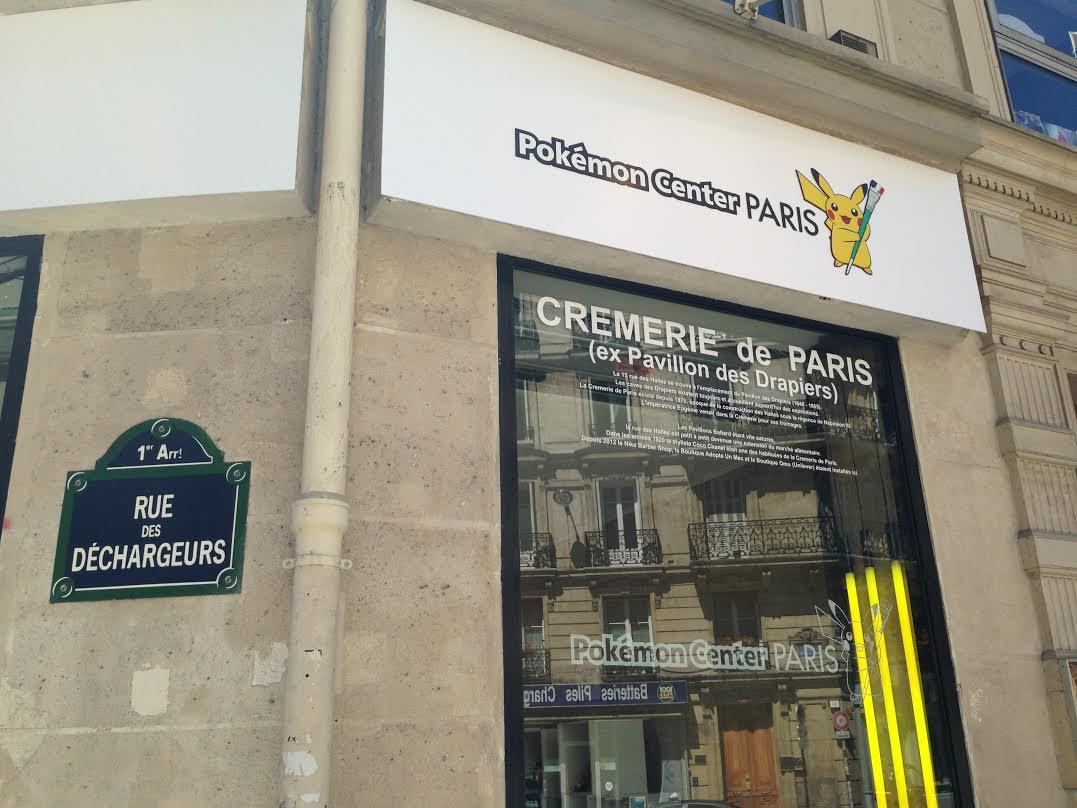 Pikachu odwiedził Paryż