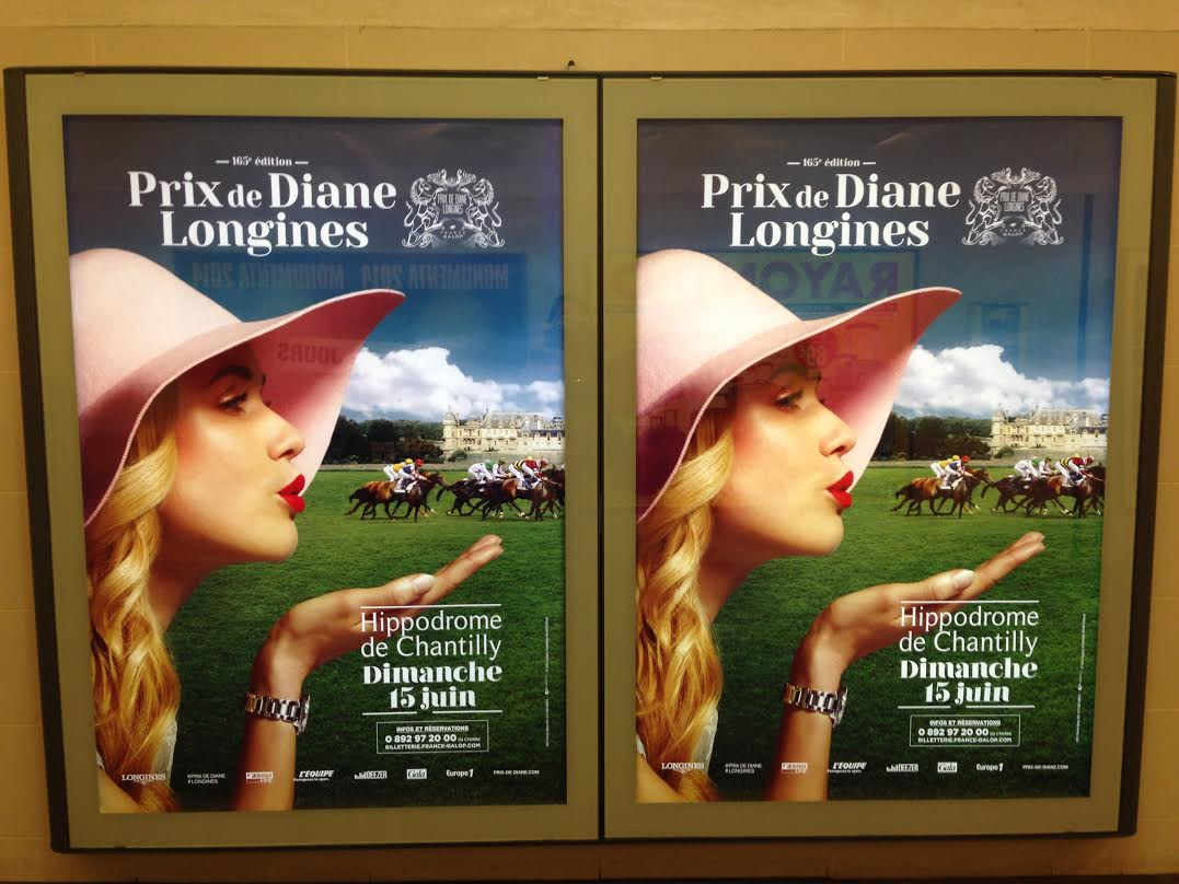 Najszykowniejsze wyścigi konne czyli Prix de Diane w Chantilly