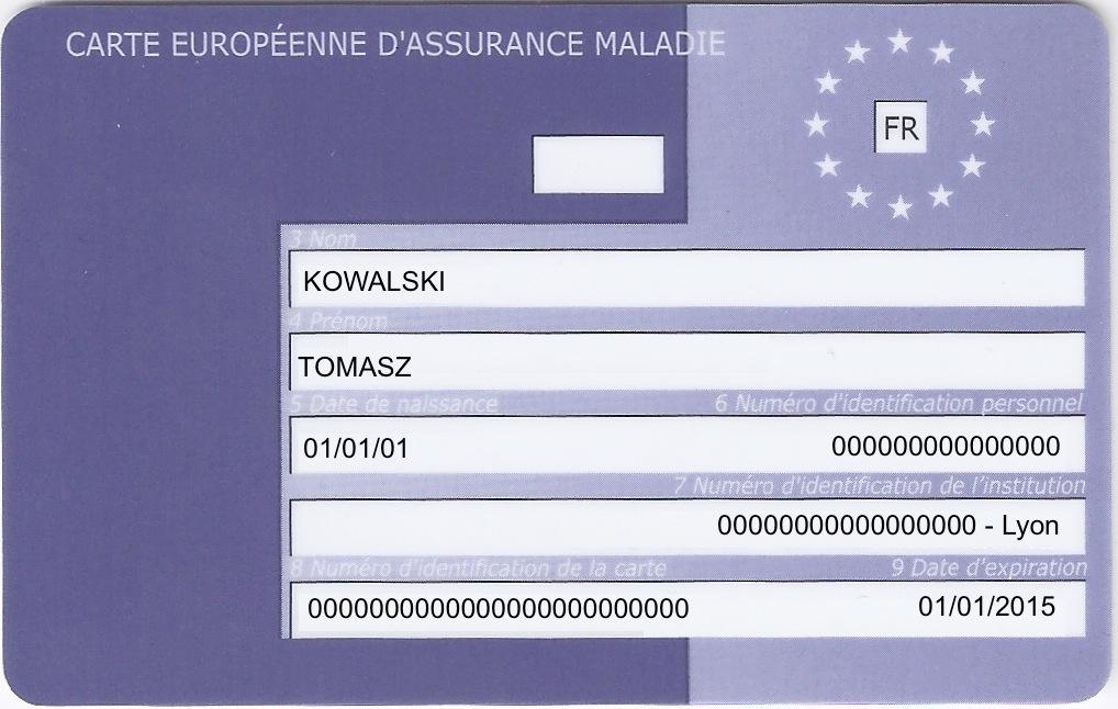 Europejska Karta Ubezpieczenia Zdrowotnego nieodzowna podczas wakacji