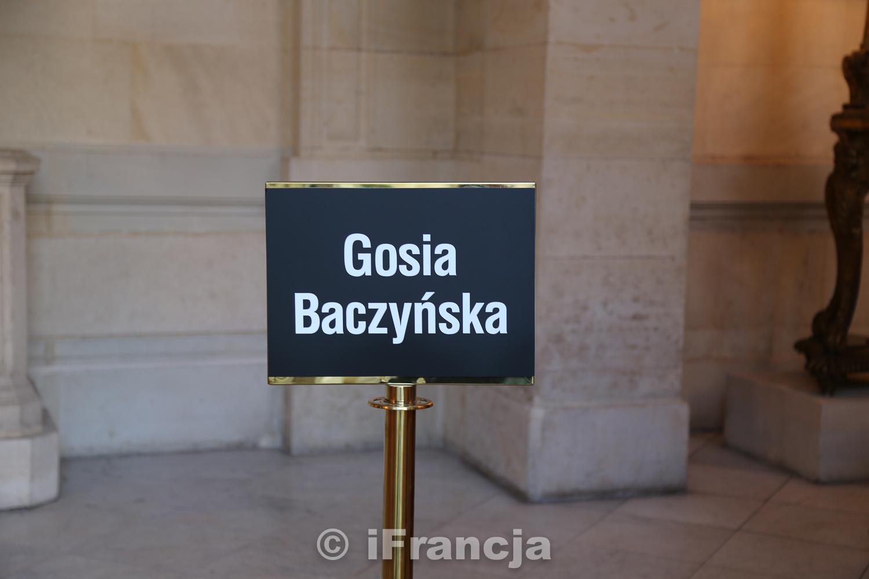 Gosia Baczyńska z wiosenno-letnią kolekcją na Paris Fashion Week