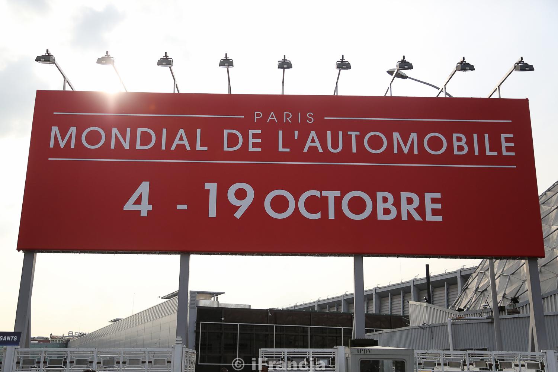 Salon samochodowy Paryż 2014 – Fotoreportaż