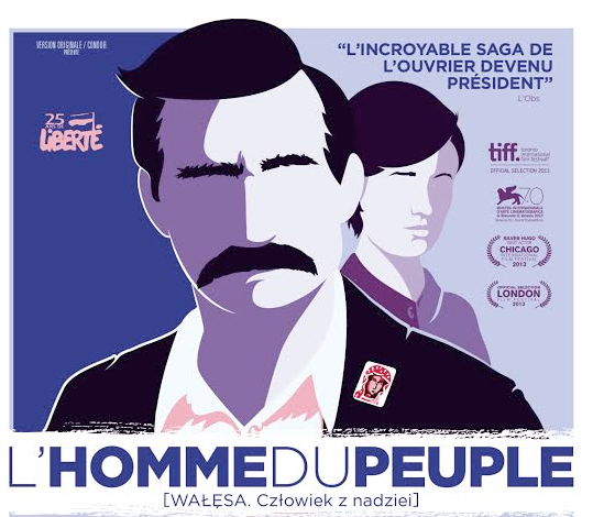 """iFrancja rozdaje bilety na film """"Wałęsa. Człowiek z nadziei"""""""