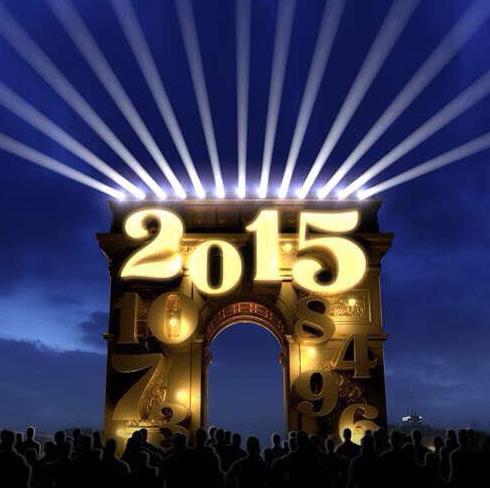 Paryż uroczyście przywita Nowy Rok