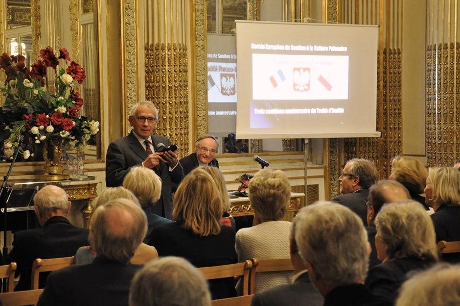 """Konferencja """"1714-2014: 300 lat przyjaźni polsko-francuskiej"""""""