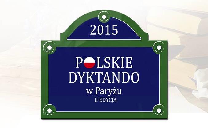 Polskie Dyktando w Paryżu. Rusza II edycja!