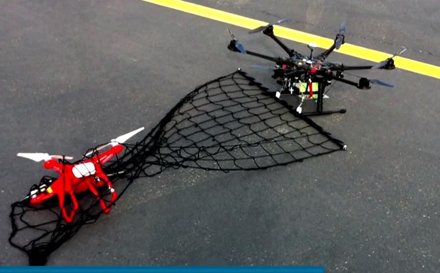 Jaki sposób na drony?