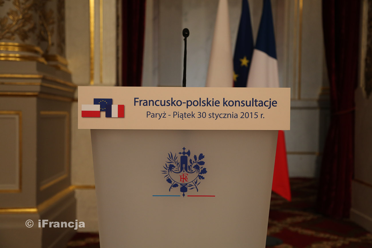 Wizyta premier Ewy Kopacz w Paryżu