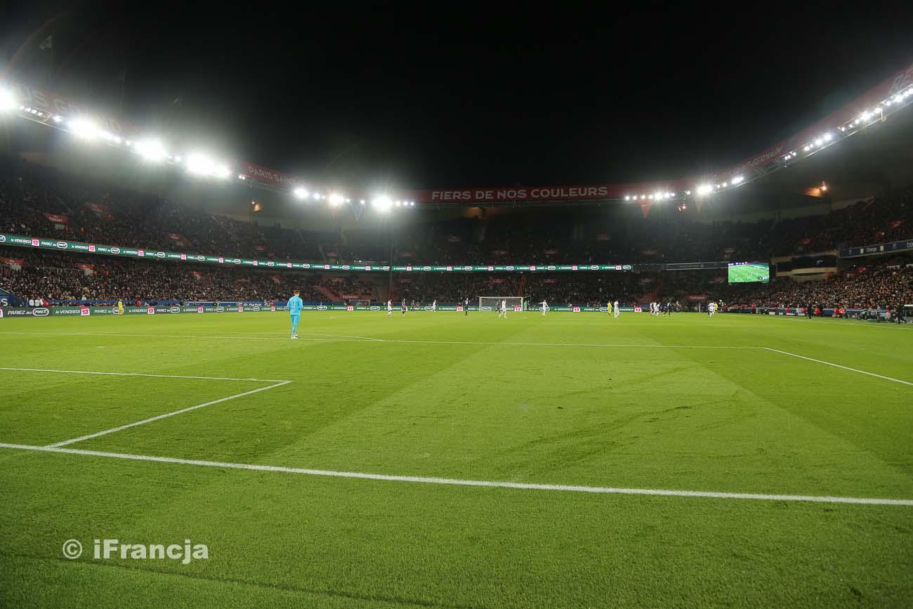 Fotoreportaż z meczu PSG : Rennes
