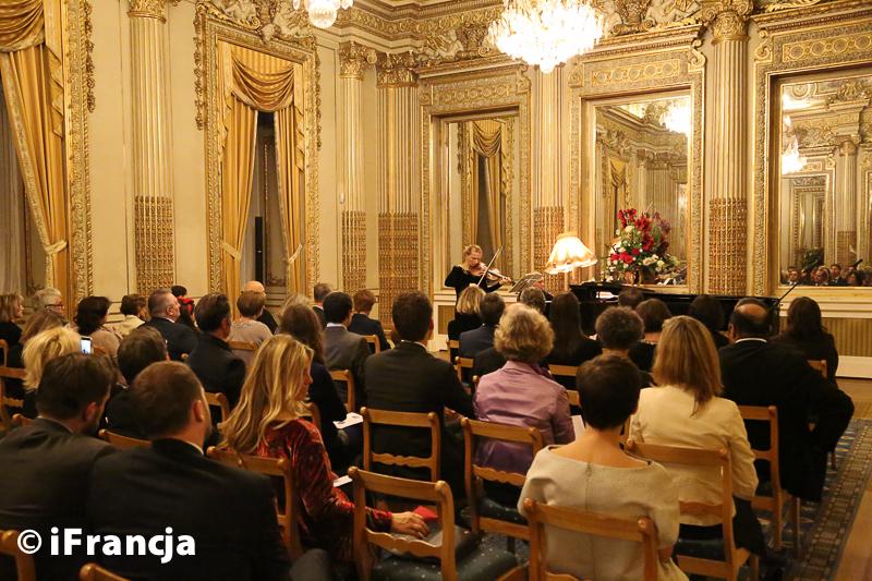 Wielka Orkiestra Świątecznej Pomocy w Ambasadzie RP w Paryżu
