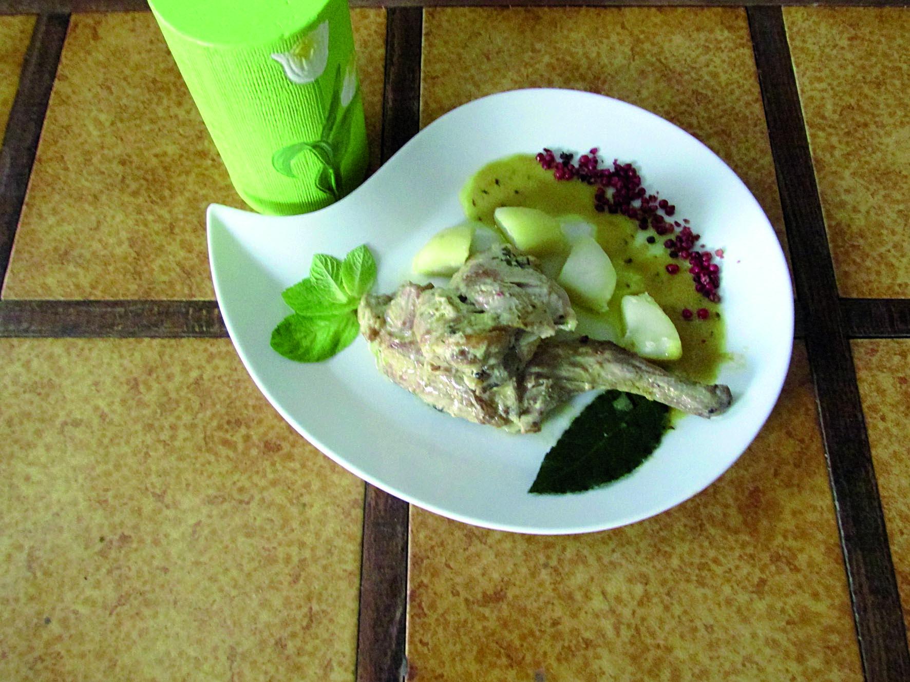Męska kuchnia, czyli królik – Tygodnik Angora