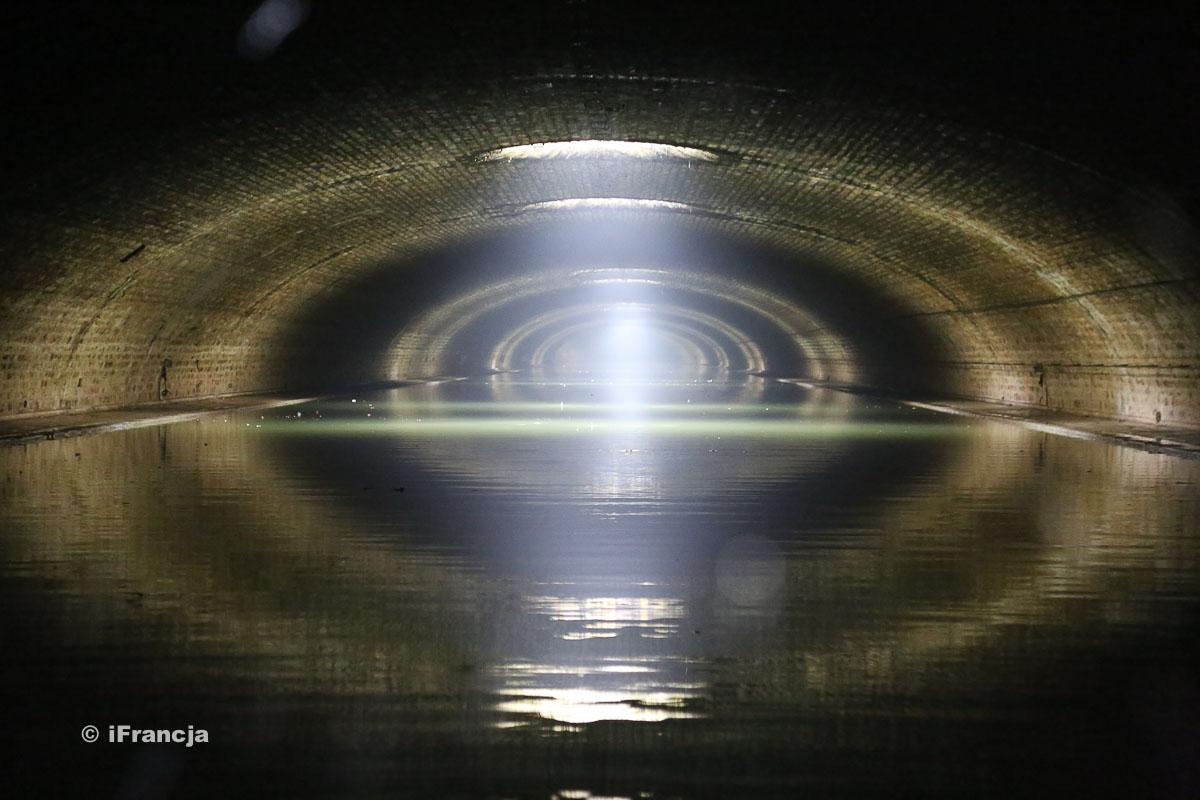 Podziemny kanał Saint-Martin