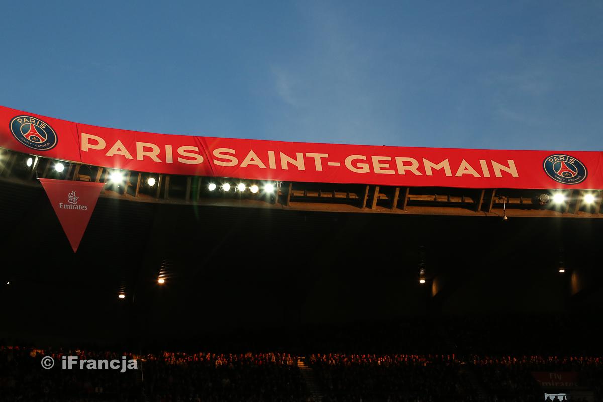 Mecz PSG : Lens – Fotoreportaż