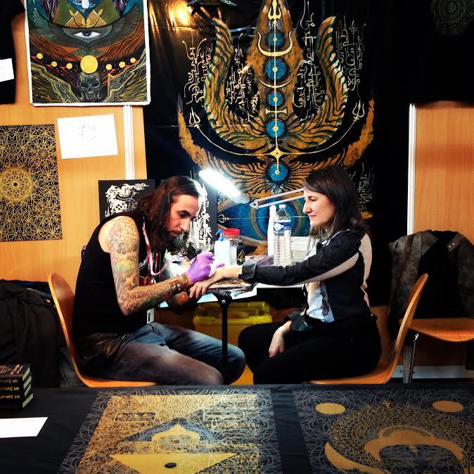 Paryski weekend pod znakiem tatuażu