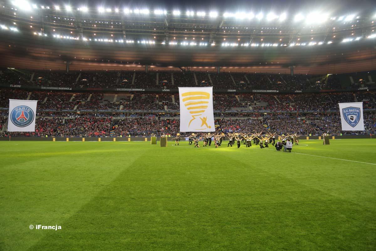 Finał Pucharu Ligi Francuskiej Bastia : PSG – Fotoreportaż
