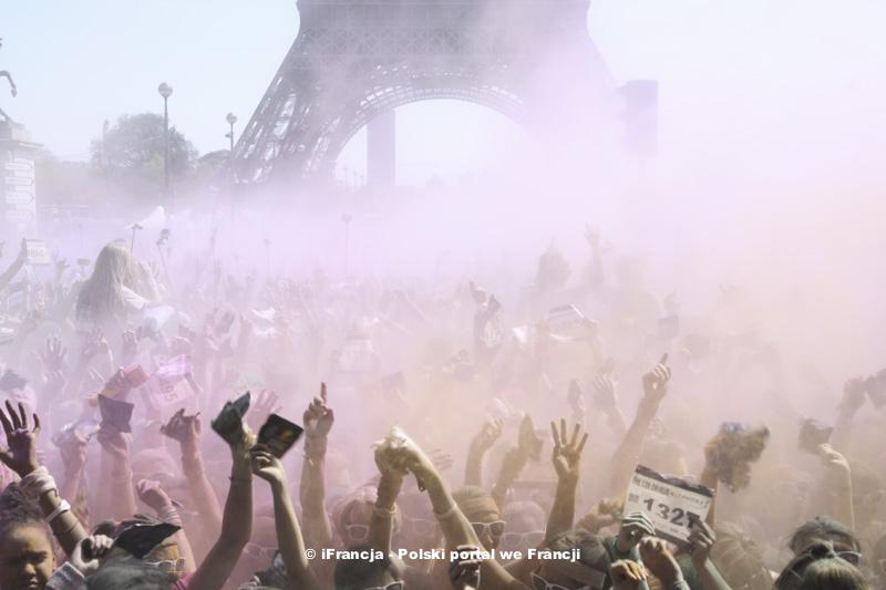 Color Run Paryż 2015 – Fotoreportaż