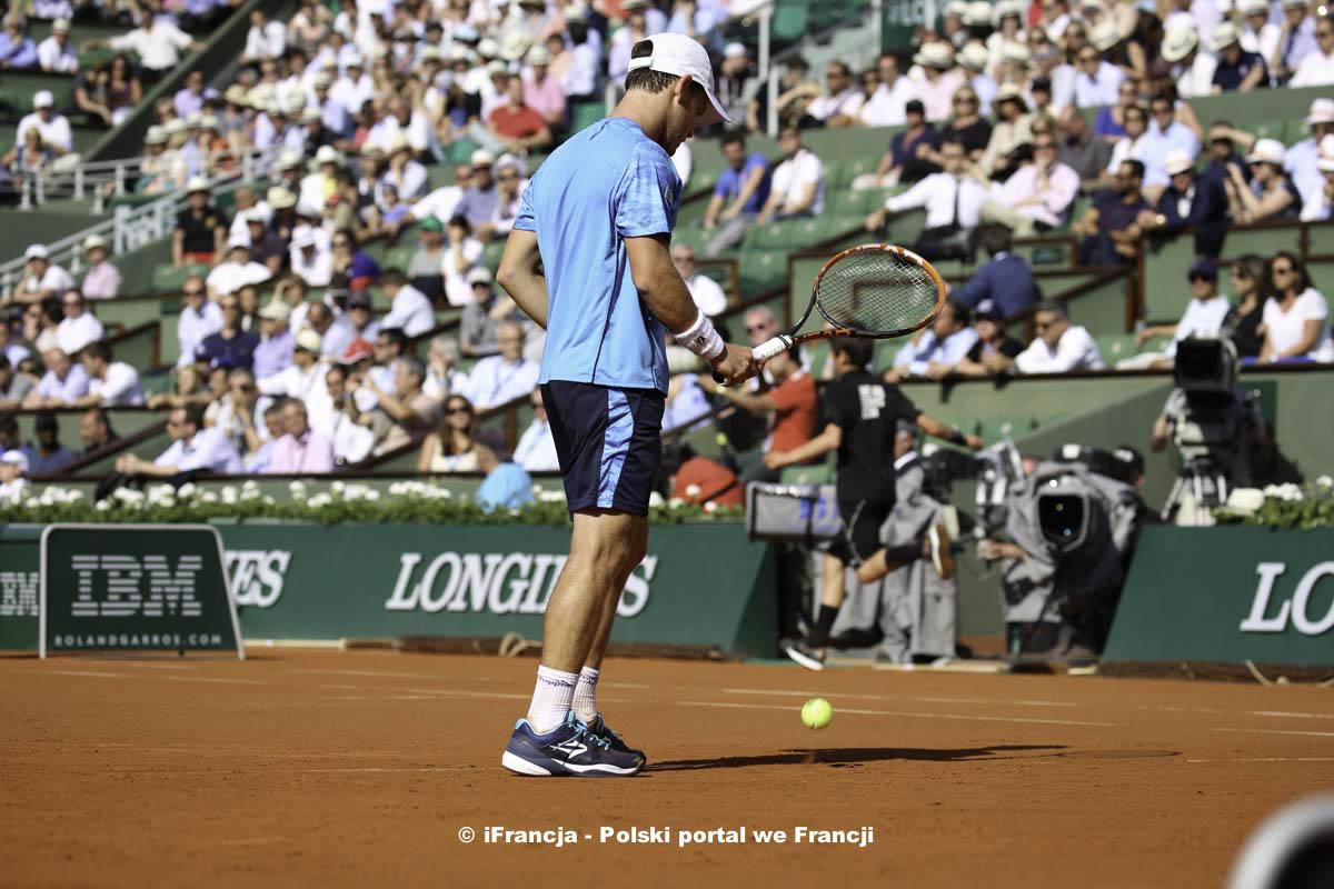 Roland Garros – Janowicz – Nieminen – Monfils – Schwartzman