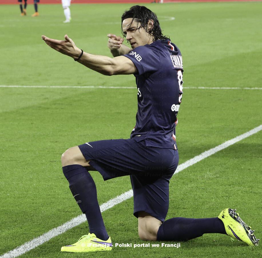 Mecz PSG : EA Guingamp – Fotoreportaż