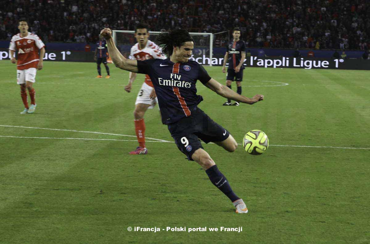 PSG : Reims – ostatni mecz w sezonie – Fotoreportaż