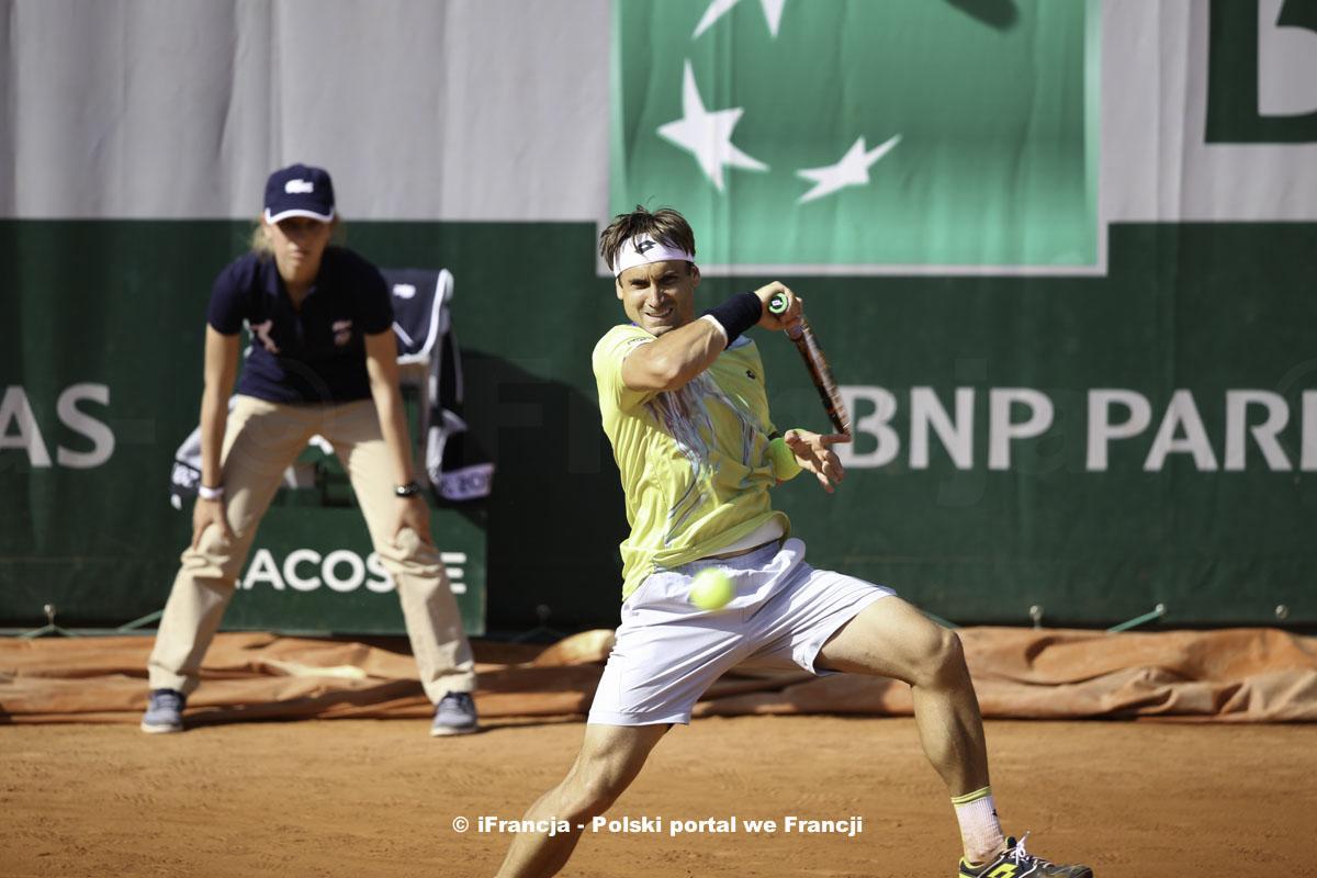 Roland Garros – Nadal, Gasquet, Ferrer, Bolelli, Kuznetsov