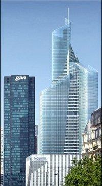 Biegiem na najwyższy budynek we Francji, by pomóc dzieciom