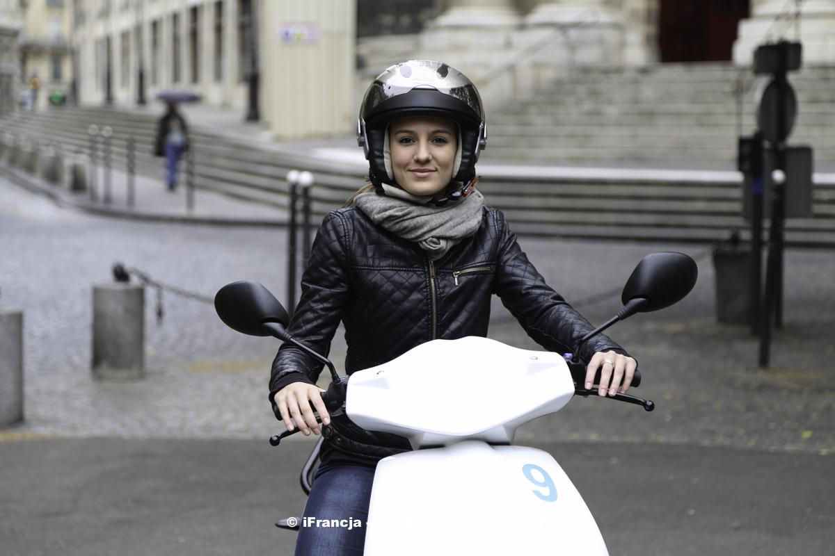 Cityscoot – wypożyczalnia bezobsługowa skuterów elektrycznych