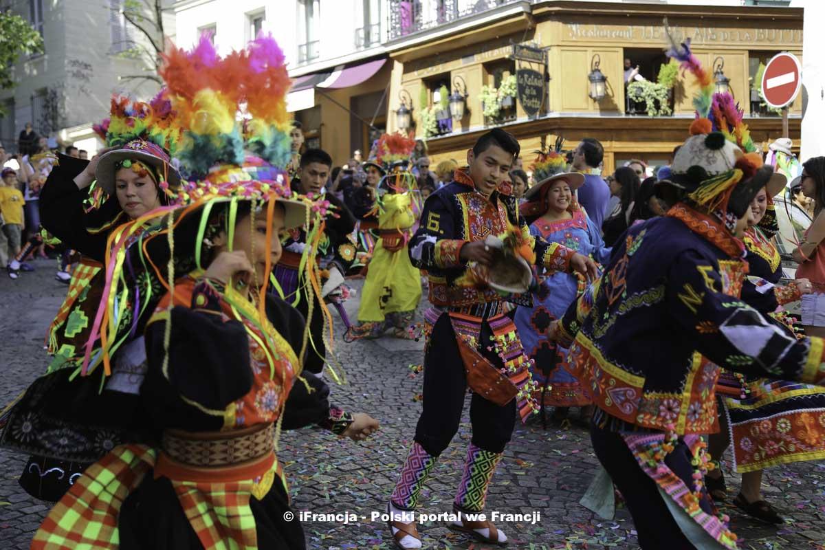 Karnawał Vachalcade na Montmartre – Fotoreportaż