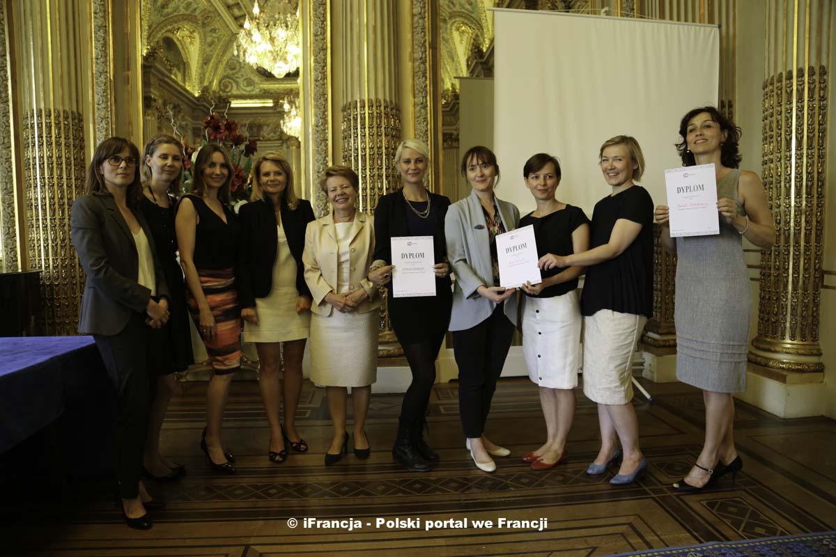 Konkurs – Kreatywna Polka we Francji – wręczenie nagród