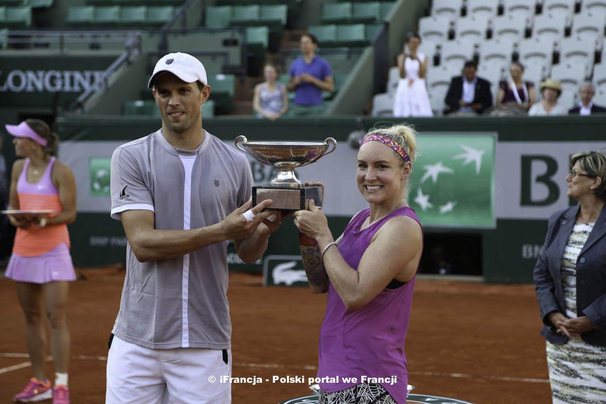 4 czerwca Roland Garros – Matkowski, Williams, Mattek-Sands, Bryan, Hradecka
