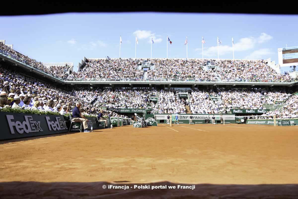 Roland Garros – Djokovic, Nadal, Matkowski, Hradecka