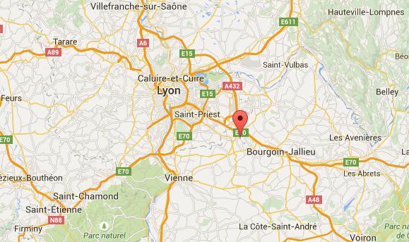 PILNE – Atak w departamencie Isère