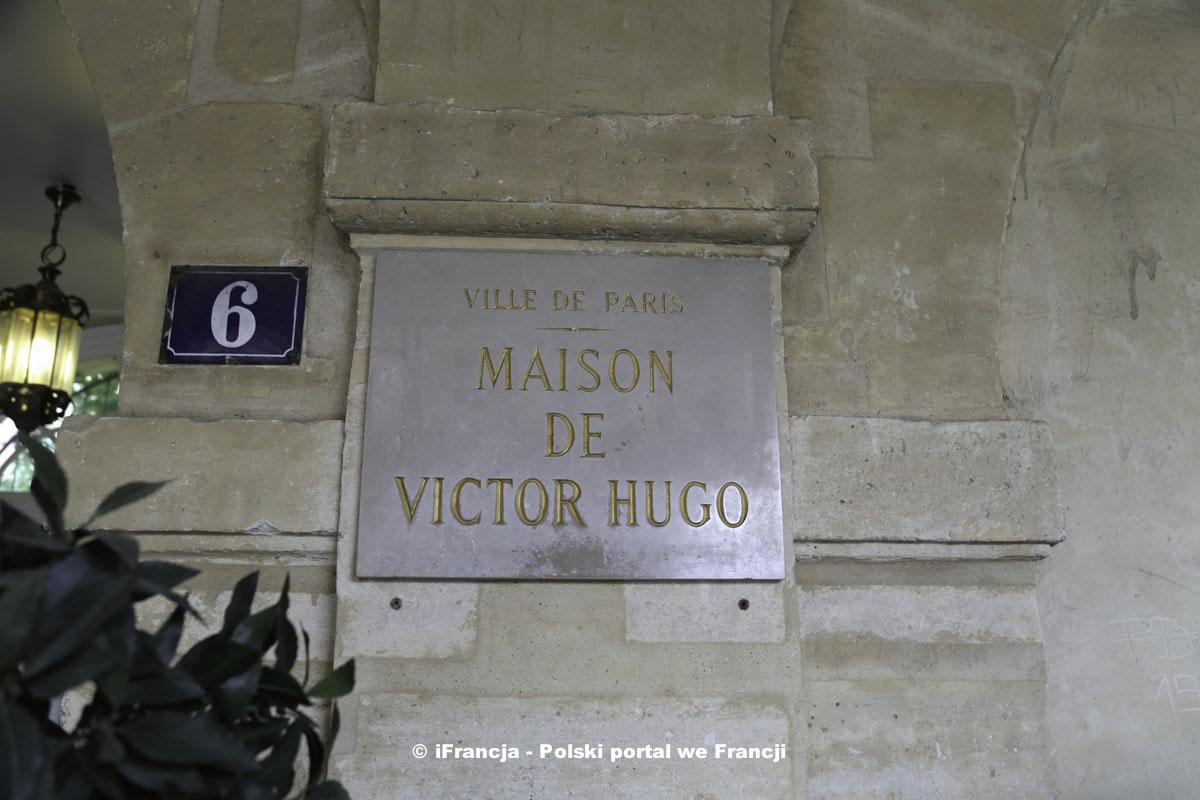 Mieszkanie Victora Hugo #iFrancja