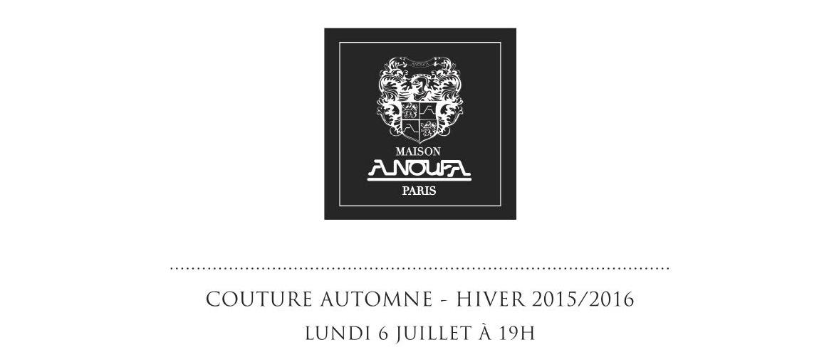 Konkurs – iFrancja rozdaje zaproszenia na pokaz mody Maison Anoufa