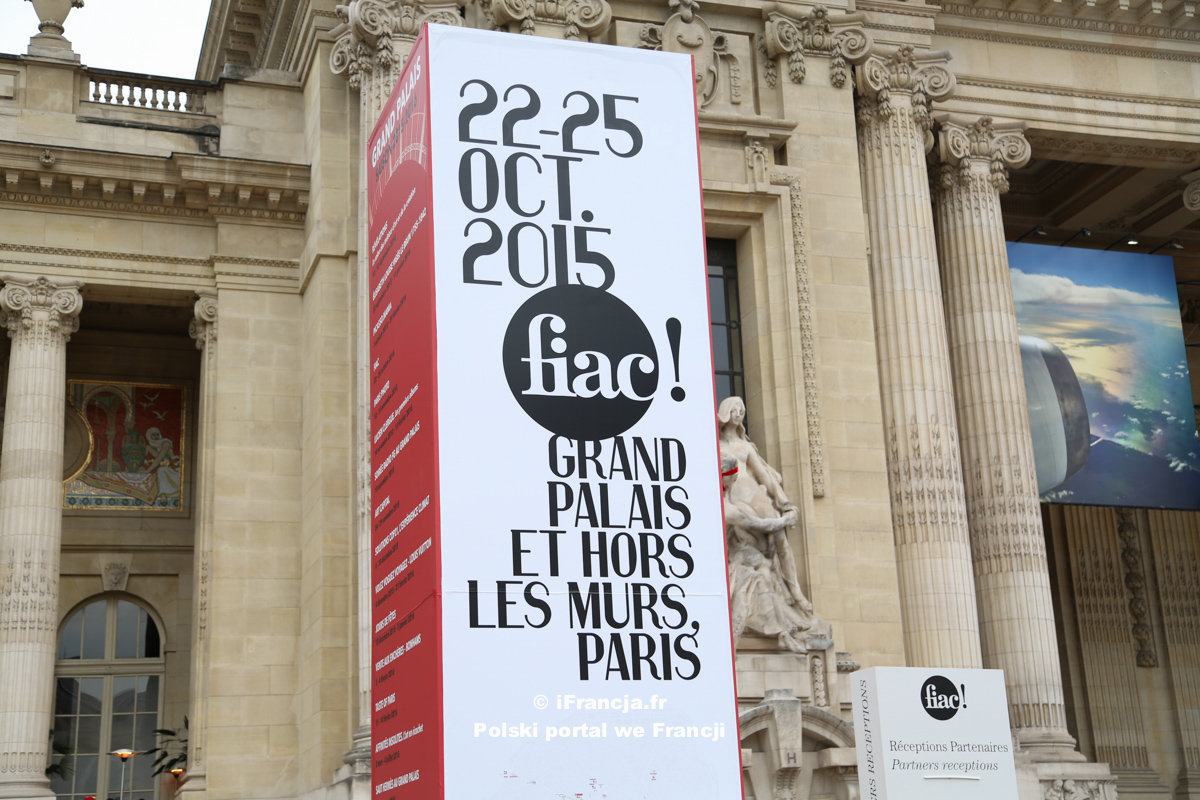 Fotoreportaż – FIAC 2015 (Międzynarodowe Targi Sztuki Współczesnej)