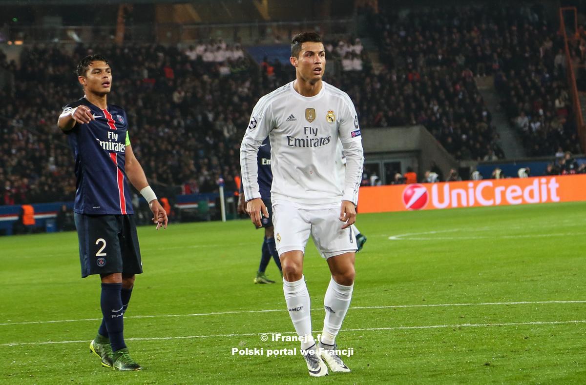 Fotoreportaż – PSG : Real Madryt