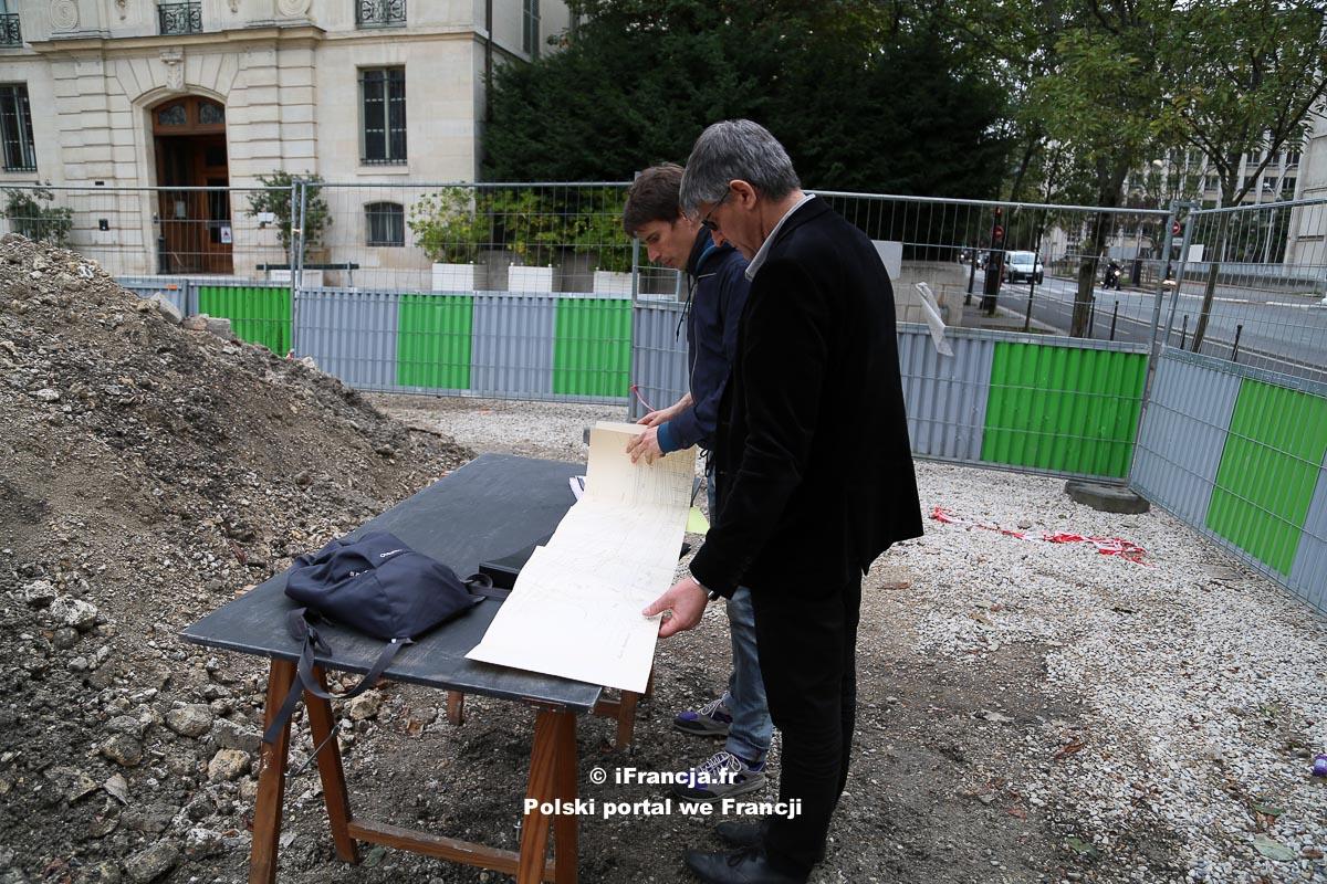 Odkrycie archeologiczne w Paryżu
