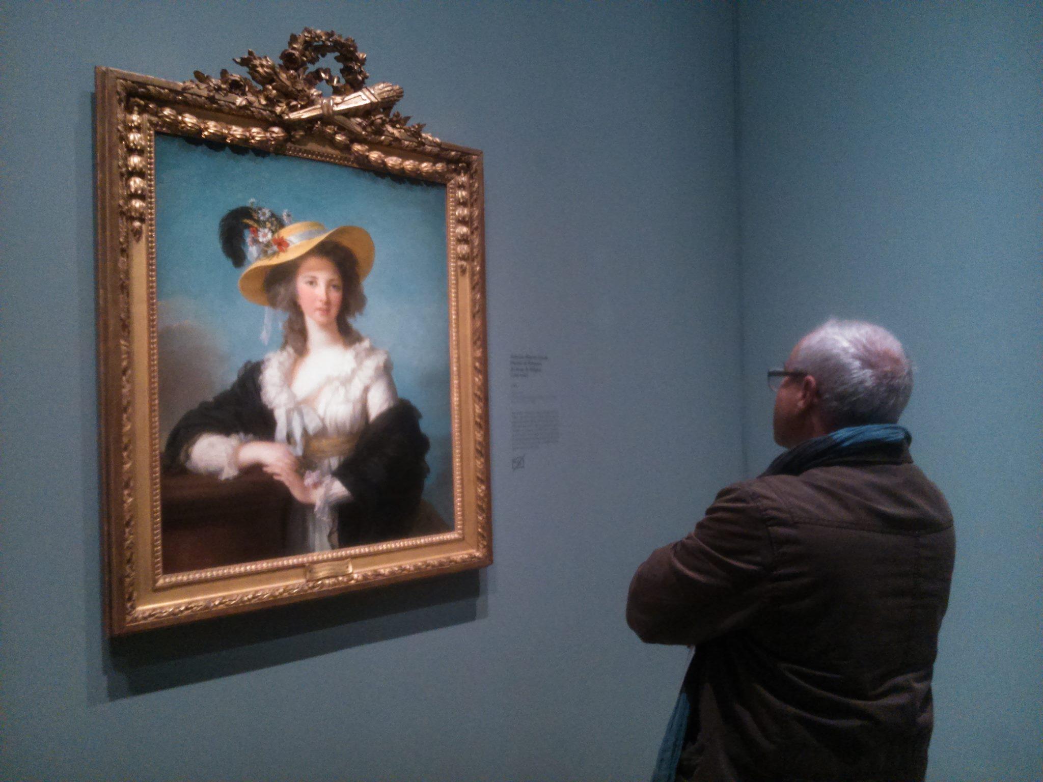 Wystawa Elisabeth-Louise Vigée Le Brun w Grand Palais