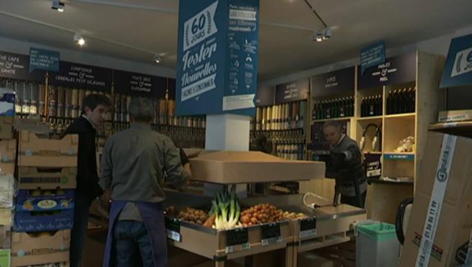 """Pierwszy paryski sklep """"zero opakowań, zero śmieci"""""""