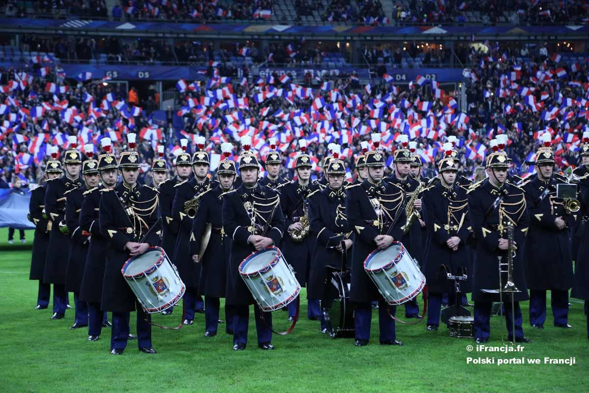 Mecz Francja : Niemcy – Fotoreportaż