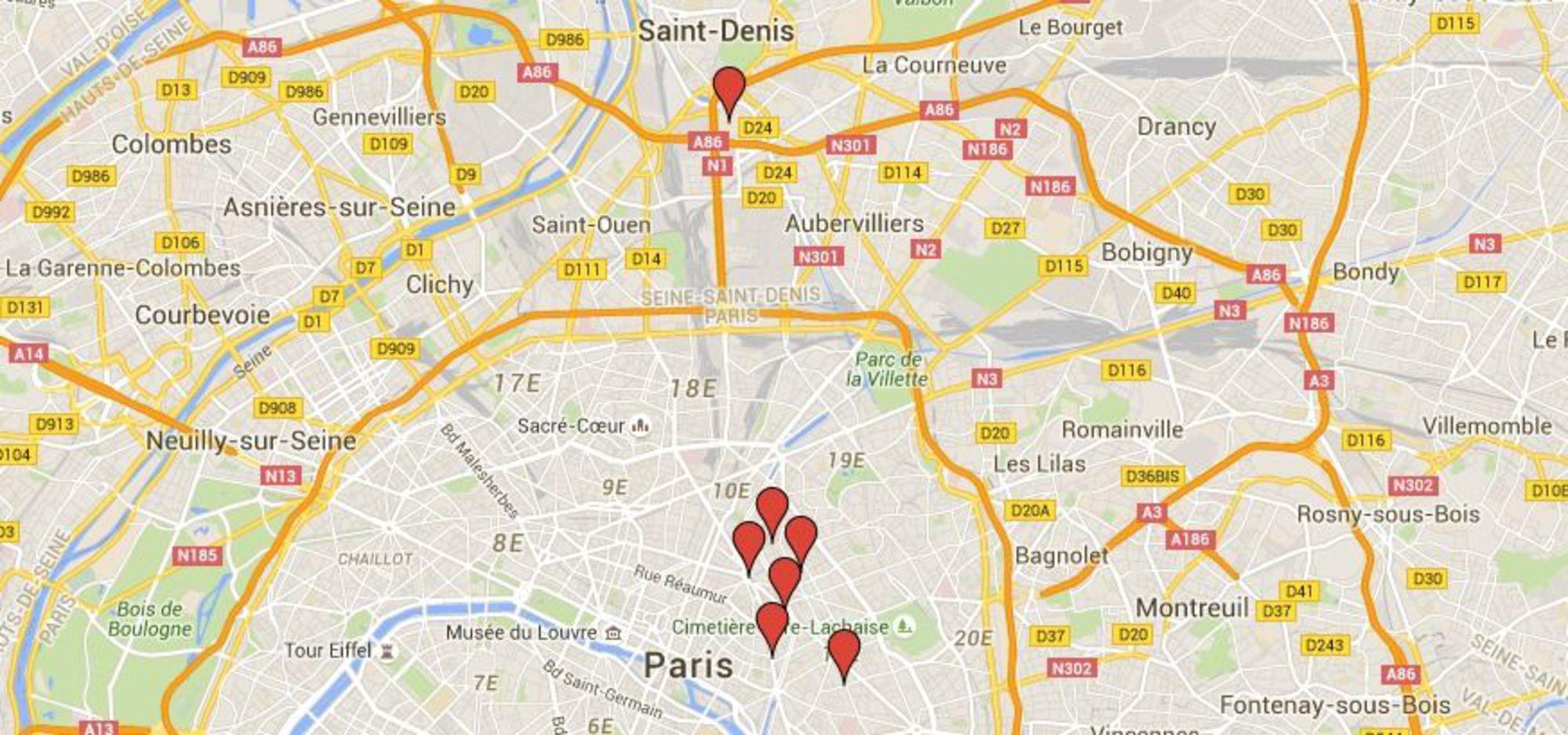 Ataki terrorystyczne w Paryżu – Aktualizacja na żywo …