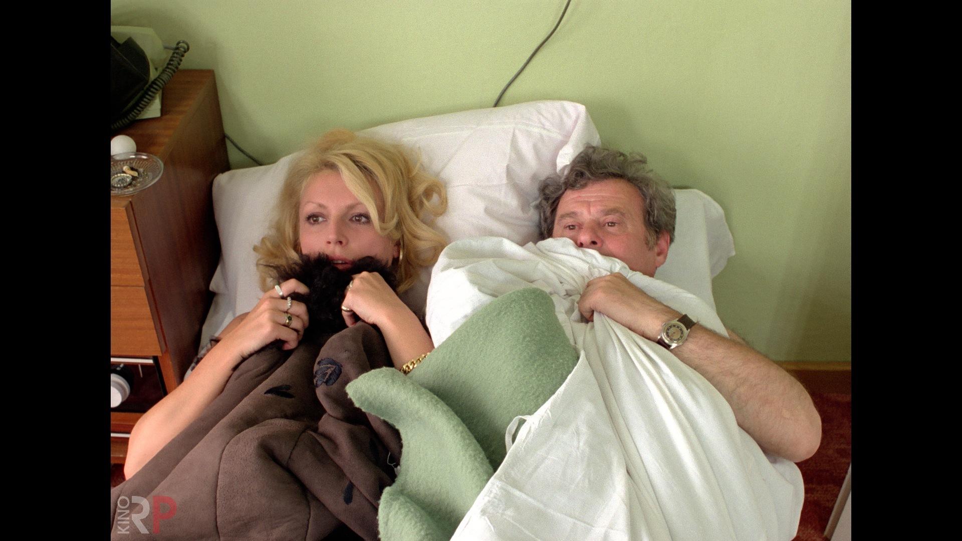 Co mi zrobisz, jak mnie złapiesz – kultowa komedia w ITVN w sobotę 2 stycznia