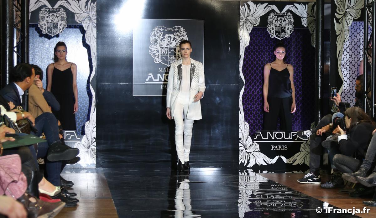 Pokaz mody Maison Anoufa – Fotoreporaż