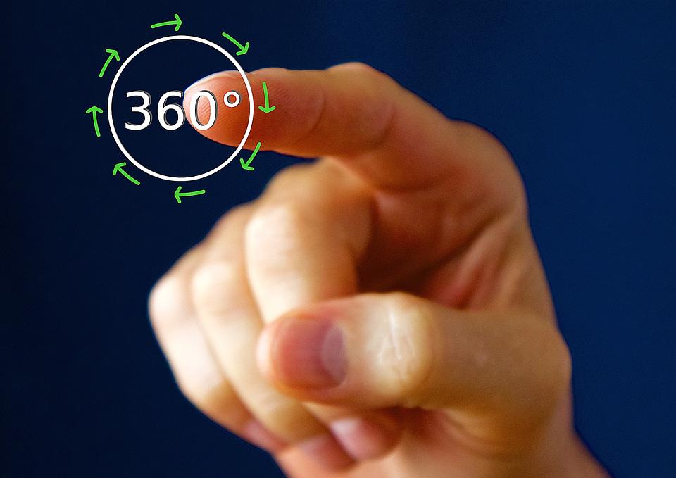Nowość we Francji – programy w 360°
