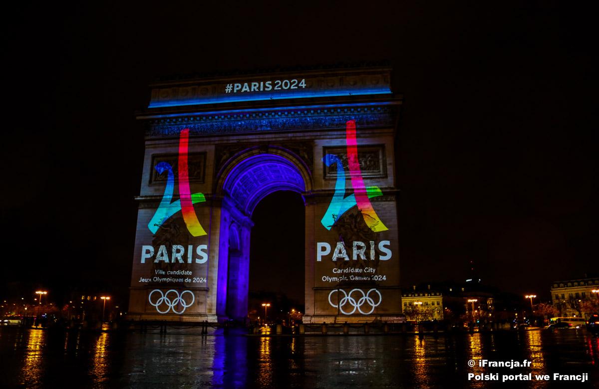 Paryż 2024 ma już swoje logo!