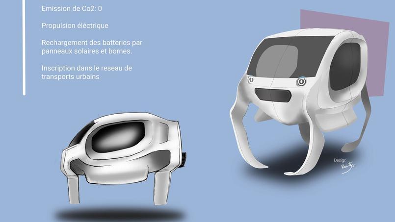SeaBubble – latające pojazdy niedługo nad Sekwaną w Paryżu