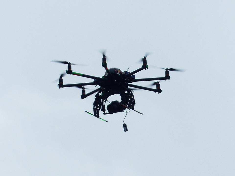 Drony na wyposażeniu francuskiej żandarmerii